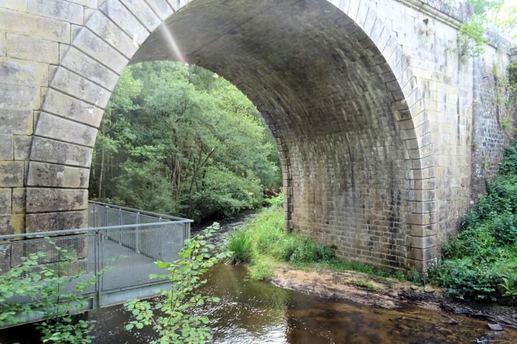 Pont Dupin Saut de Gouloux Morvan