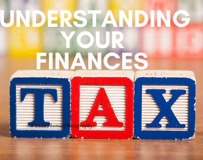 Understanding your finances
