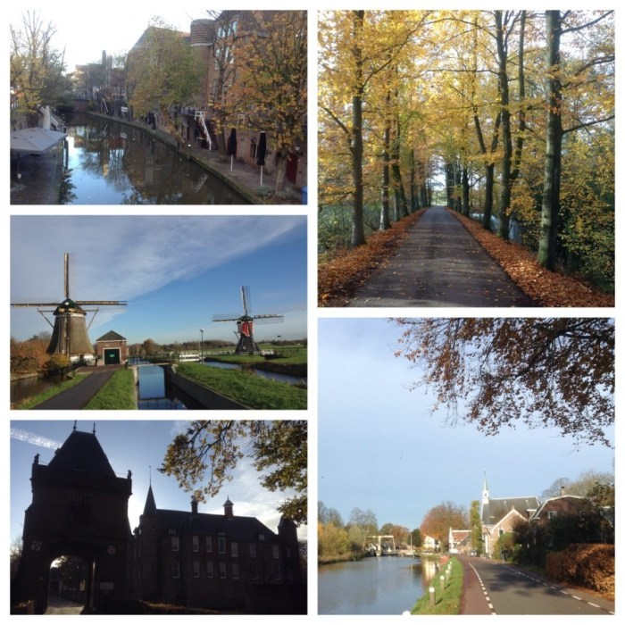 Utrechtpad Utrecht-Maarssen