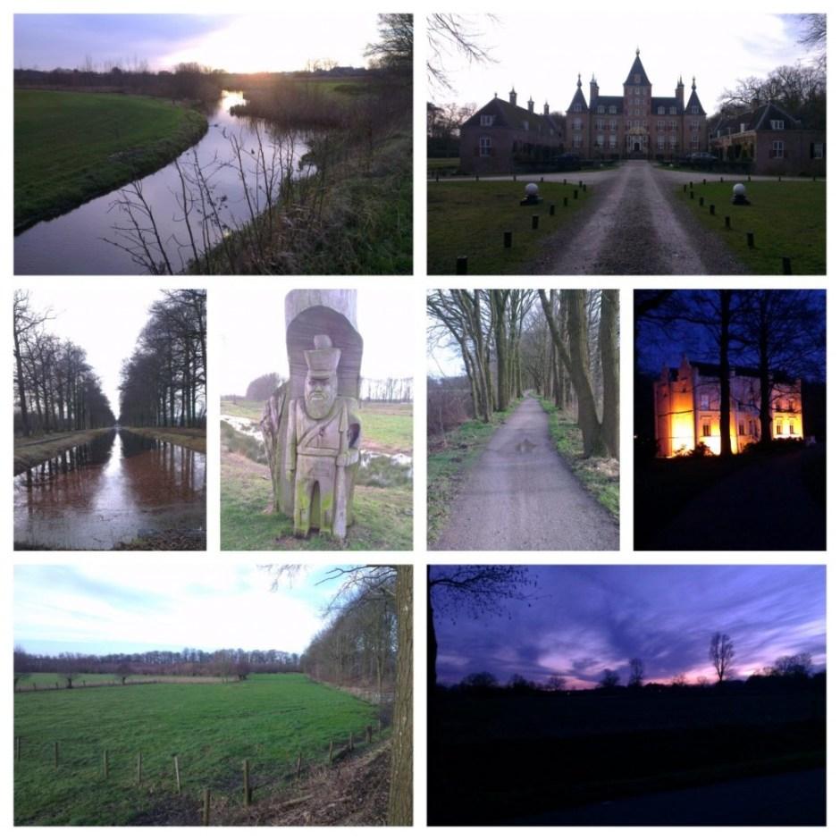 Utrechtpad Veenendaal - Scherpenzeel