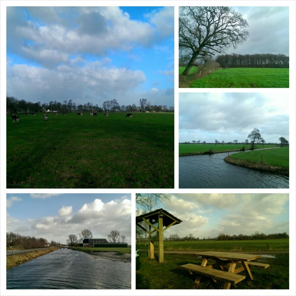 Mooiste wandeling van Groningen