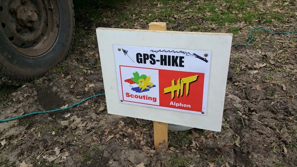 GPS Hike HIT Alphen