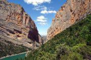Wandelen Mont rebei kloof catalonië 8