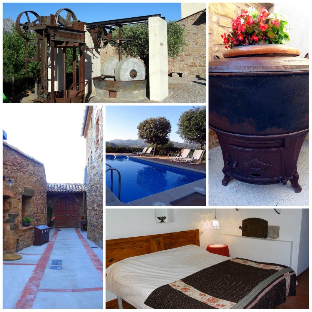 Casa Rural Mas del Puig - Catalonië