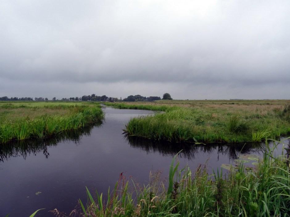 Uitzicht Pelgrimspad Reeuwijk-Haastrecht