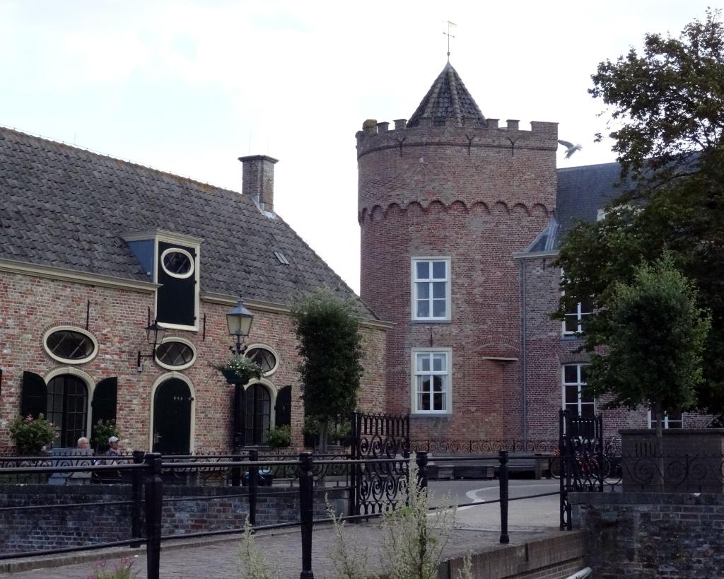 Groene Wissel Domburg Kasteel Westhove