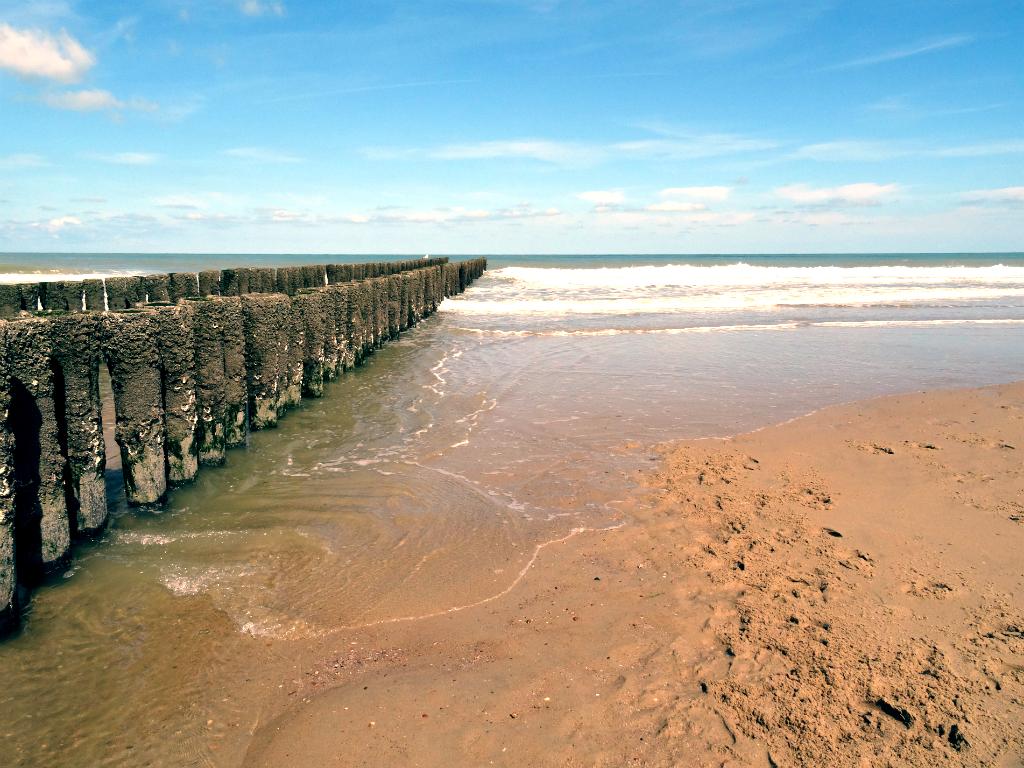 Groene Wissel Domburg Strand