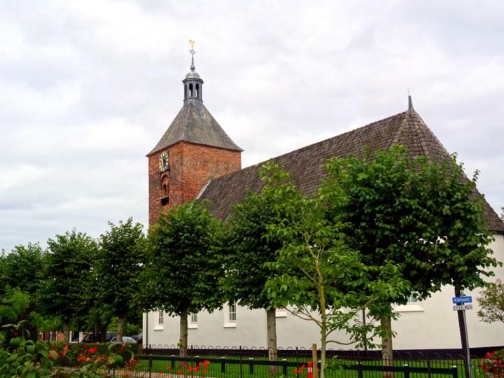 NS Wandeling Beerschoten Bilthoven Kerkje Bunnik