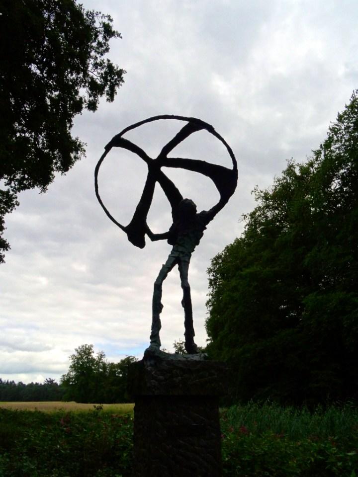 NS Wandeling Beerschoten - Bilthoven beeldentuin