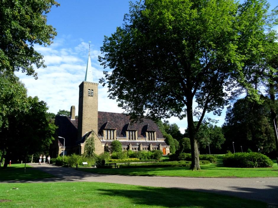 Omtrek van Amersfoort kerk