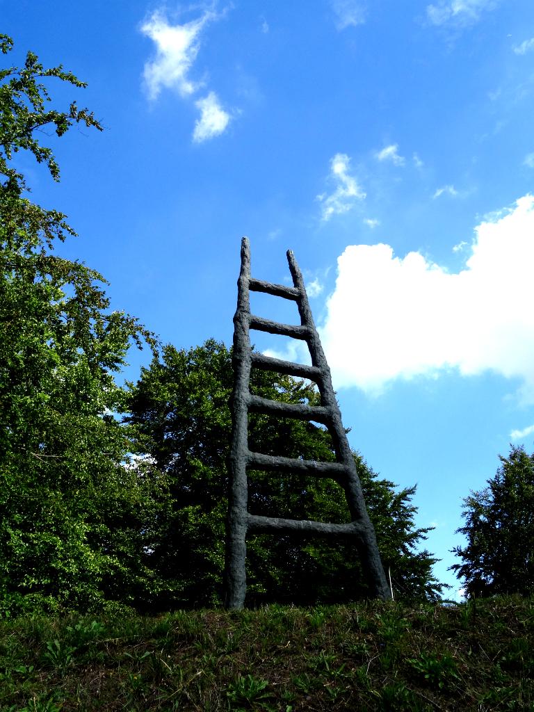 Omtrek van Amersfoort - ladder