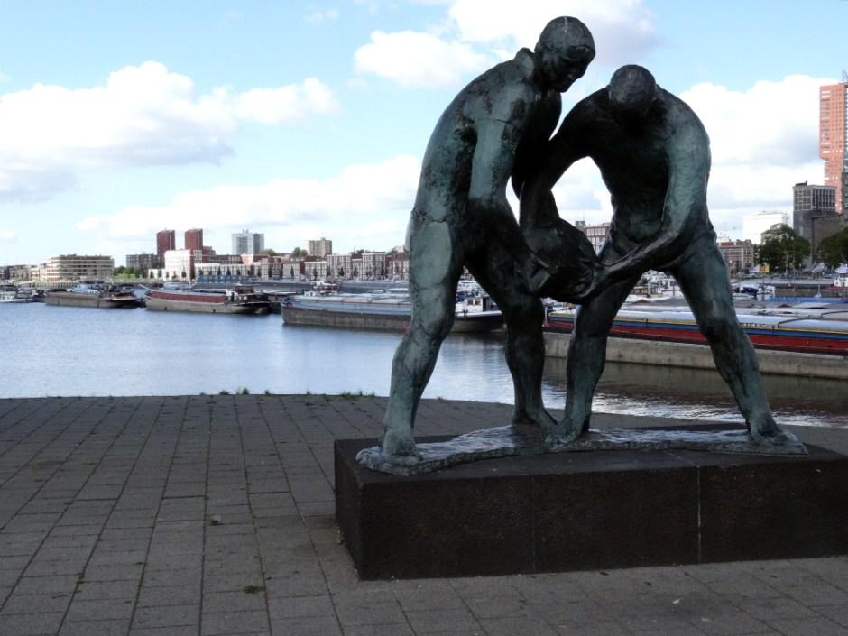 Maashaven - Rotterdam Stadswandeling