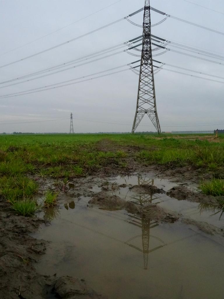 Mooiste route van Zuid-Holland - slecht pad