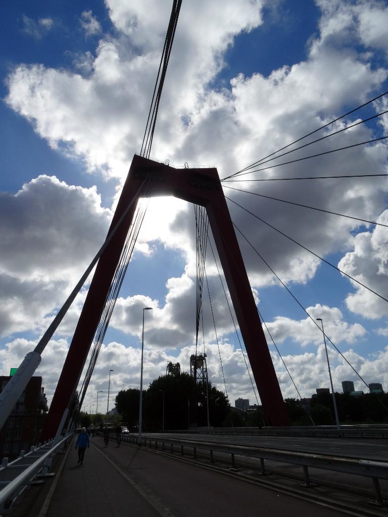 Willemsbrug - Rotterdam Stadswandeling