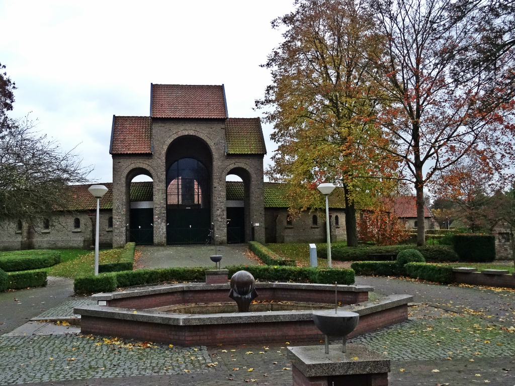 Bonifatius Kapel - Stadswandeling Dokkum