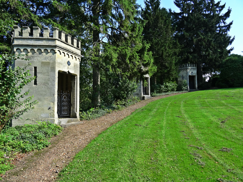Kruiswegpark - Wolfskopwandelroute Zuid-Limburg