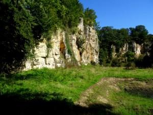 Mergelwand - Wolfskopwandelroute Zuid Limburg