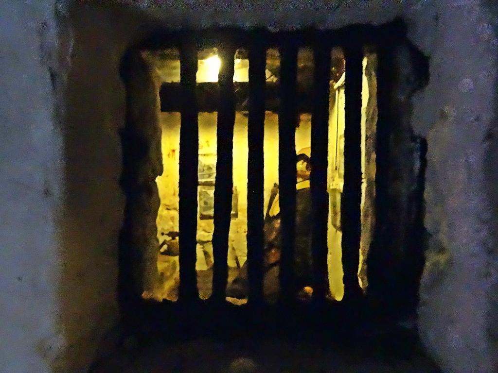 gevangenis - historische wandeling Kollum
