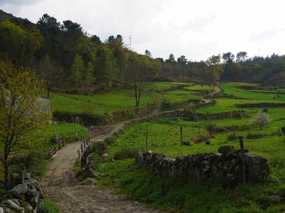 Wandelen in Portugal naar Figas do Ermelo