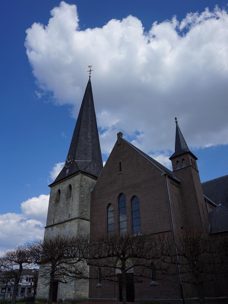 Kerk - Boswandeling Stramproy Wanda Wandelt