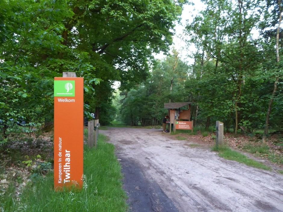 Natuurkampeerterrein Twilhaar Nijverdal - Sallandse Zandloper