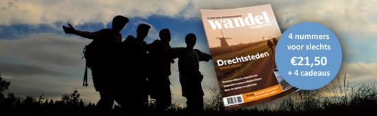 Ontdek Wandelmagazine Op lemen voeten