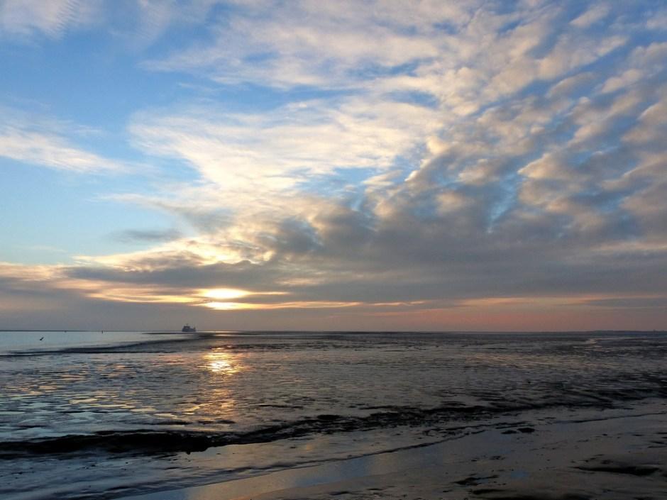 zonsondergang-schiermonnikoog