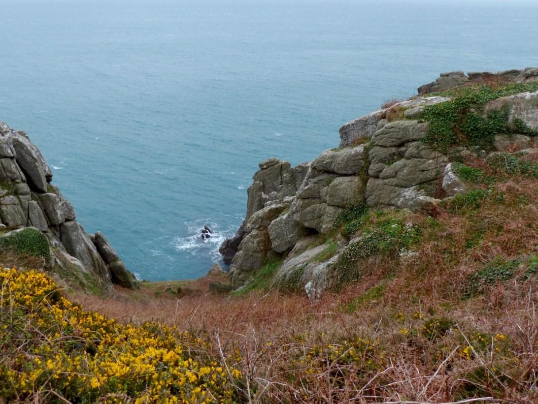 Klif South West Coast Path