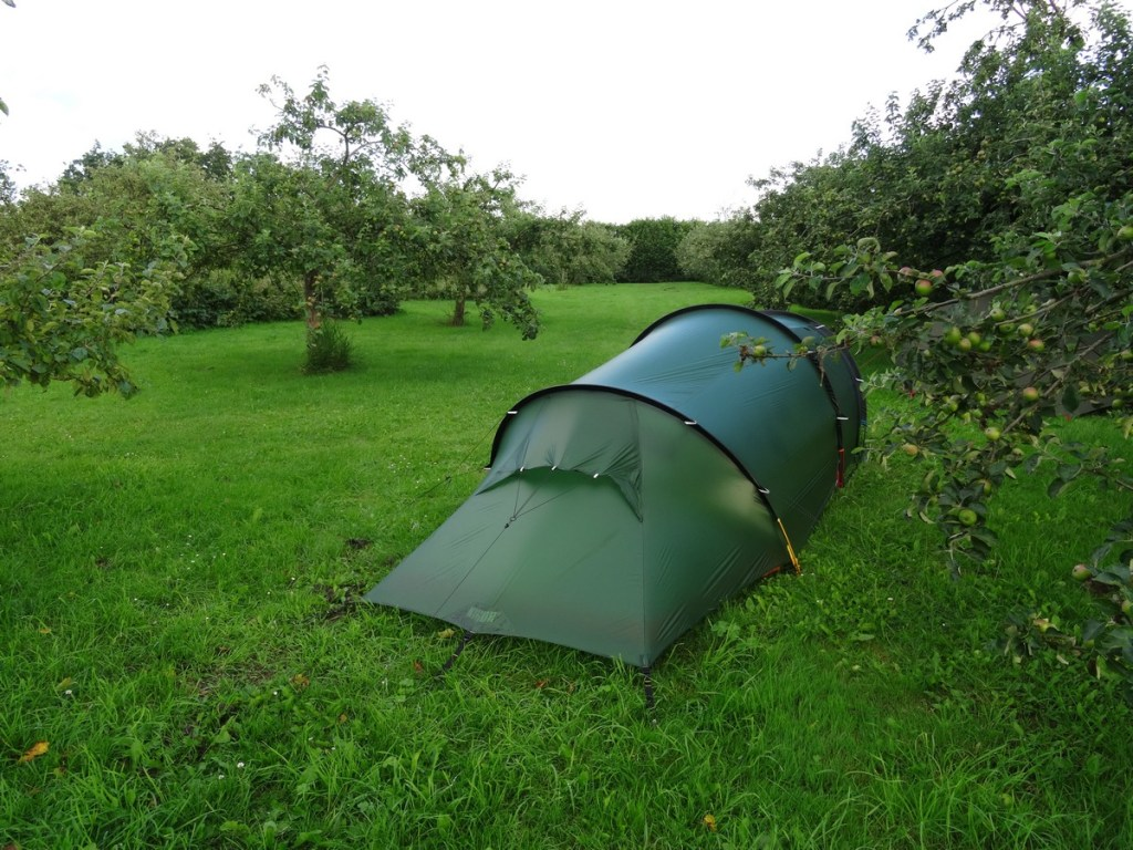 Camping In het fruit Laag Holland - ruime plekken