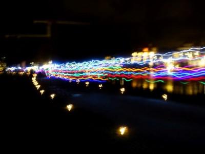 Scheveningen Light Walk creatief