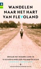 Wandelen naar het hart van Flevoland - cover