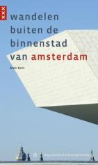 Wandelen buiten de binnenstad van Amsterdam - cover