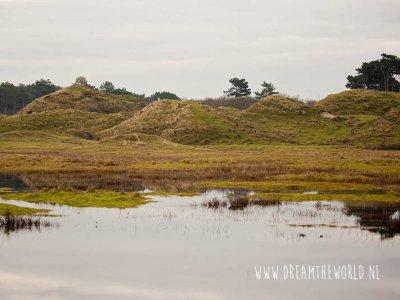 Wandeling natuurgebied Oranjezon Zeeland
