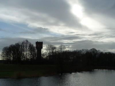 Oude watertoren Zaltbommel