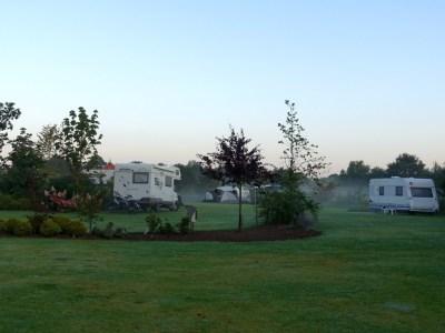 Kampeerveld Camping De Wedze Twijzel