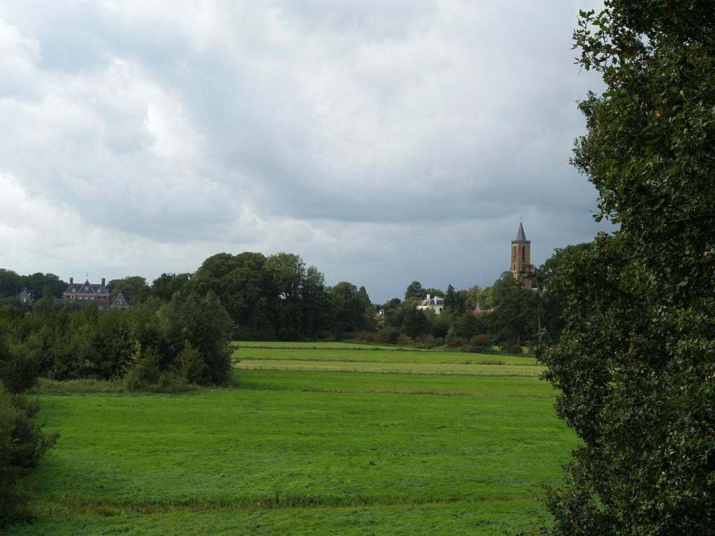 Routes in Utrecht: Wandelen rondom kasteel Amerongen