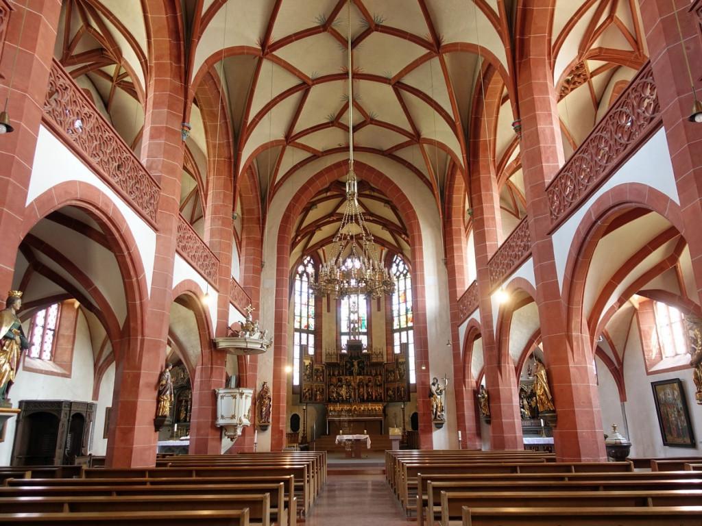 Dom Geisenheim