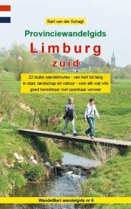 WandelBart wandelgids limburg zuid