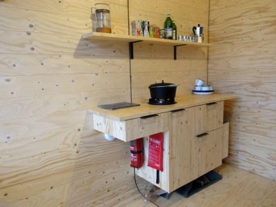 Keuken cabiner
