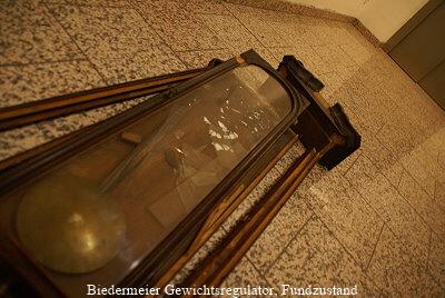 Restauration Reparatur Regulator Wanduhr Pendeluhr Tischuhr