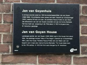 Informatie Jan van Goyenhuis