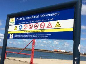 Zuidelijk havenhoofd Scheveningen