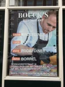 Bouck's Proefdiner