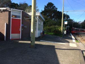 Kantine van tram 12
