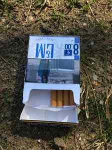 Vier sigaretten