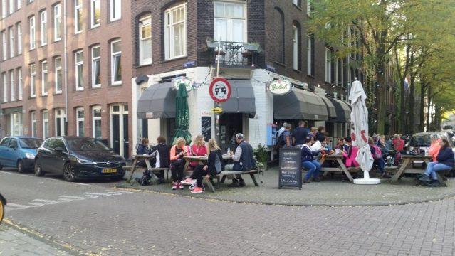 Amsterdam City Walk 2017