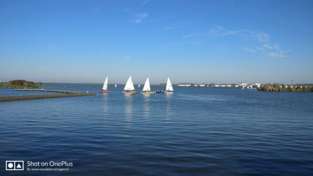 De stranden van Lelystad