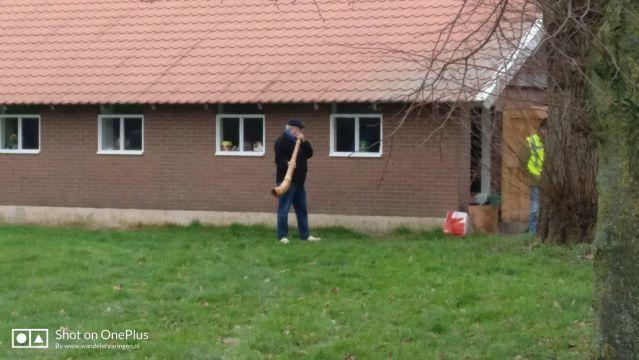 Midwinterhoorn wandeling Vasse