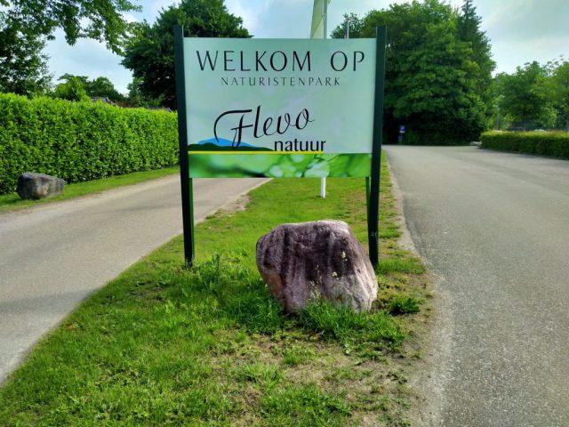 Wandeling rond de Eemhof in Flevoland