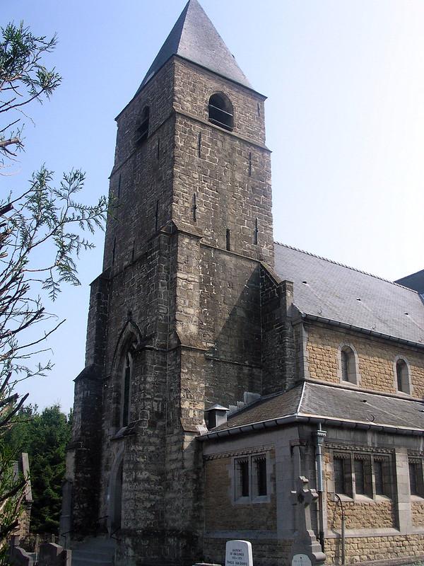 Sint-Martinuskerk in Oombergen